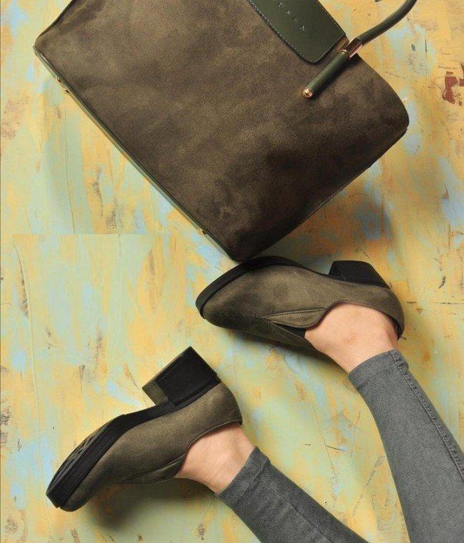 انواع ست کیف و کفش زنانه شیک مجلسی 1399 | مد سال 99
