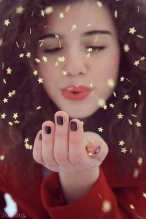 عکس پروفایل شاد با نوشته های زیبا و عاشقانه | عکس پروفایل شاد دخترونه