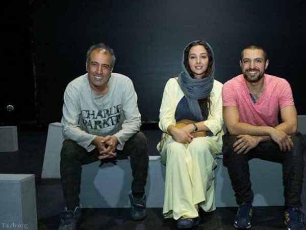 عکس های داغ بازیگران ایرانی در کنار همسرانشان در سال 98