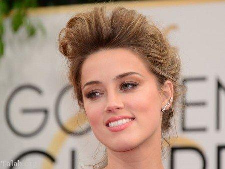 امبر هرد زیباترین زن جهان از نظر علمی | عکس های امبر هرد زیباترین زن جذاب جهان
