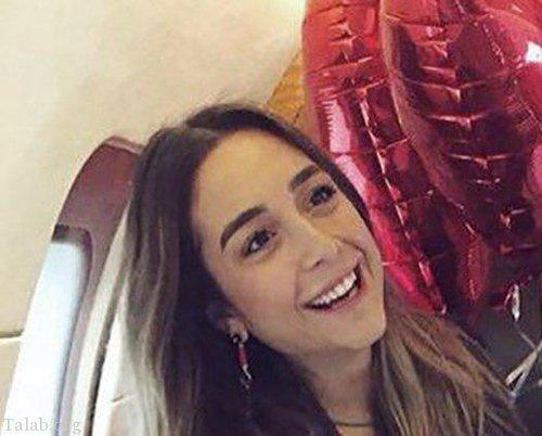 تصاویر مینا باشاران دختر پولدار ترک قبل از سانحه سقوط هواپیما