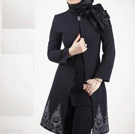 جدیدترین مدل مانتوهای بهاری 99 | مدل مانتو بهاری زنانه بلند