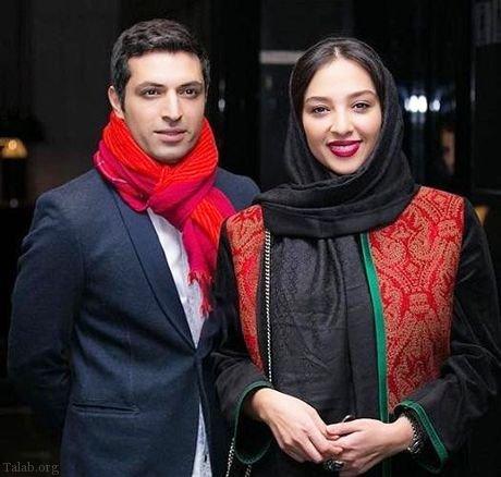 زندگی عاشقانه اشکان خطیبی و همسرش آناهیتا درگاهی (عکس)