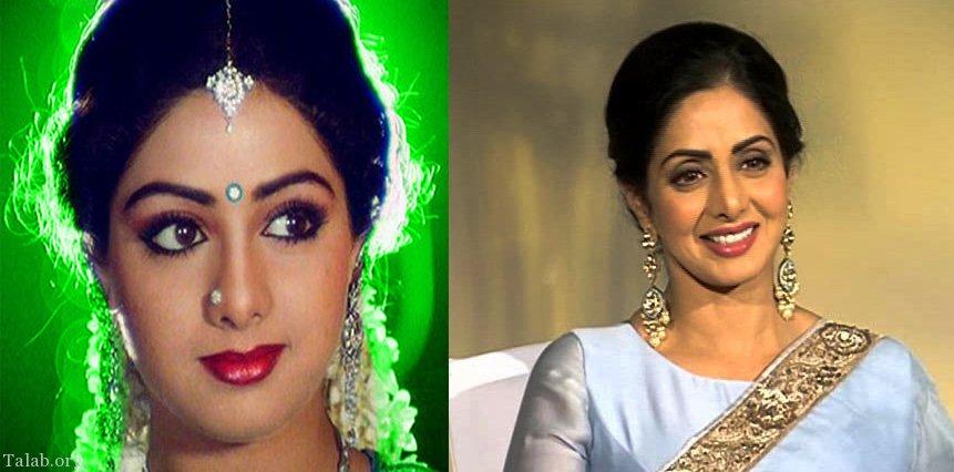 وداع طرفداران هندی با سری دیوی بازیگر مشهور هندی 54 ساله