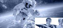 رابطه در فضا توسط فضانوردان آزمایش شد (عکس)