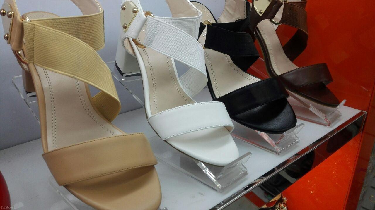 جدیدترین مدل های صندل زنانه | مدل صندل تابستانی شیک 98 - 2019