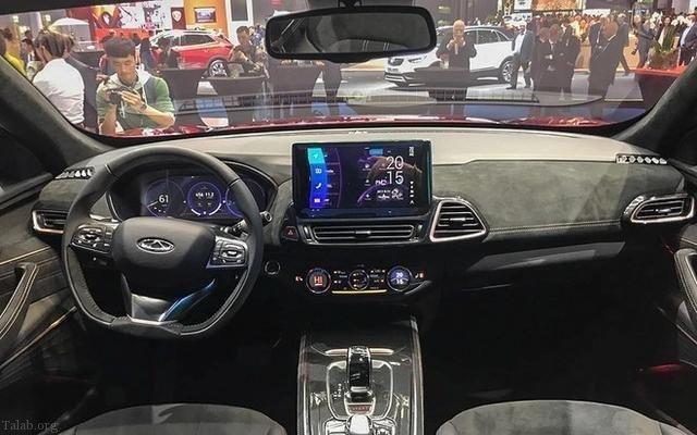 تصاویری جدید از خودروی تیگو 8 2018 + فیلم و مشخصات تیگو 8