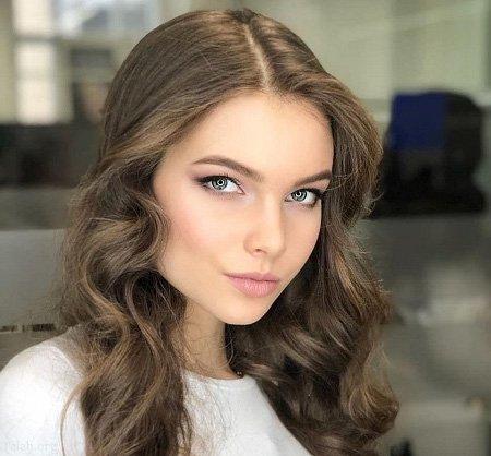 زیباترین دختر روسیه در سال 2021   انتخاب ملکه زیبایی سال 2021 روسیه