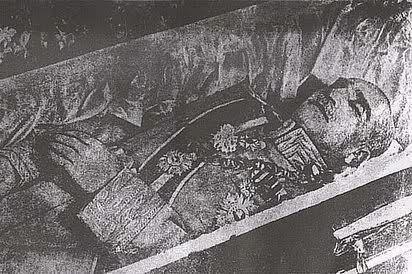 عکس جسد رضا شاه در شاه عبدالعظیم واقعیت یا شایعه ؟ (جزئیات)