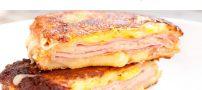 آموزش طرز تهیه ساندویچ صبحانه کامل برای دانش آموزان