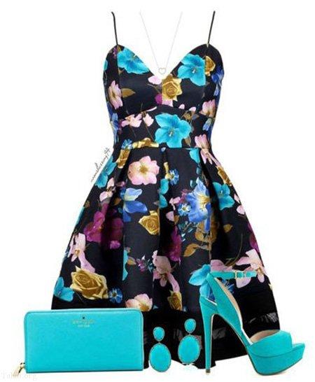 مدل مانتو مجلسی بهاری + ست زیبای لباس بهاری 99