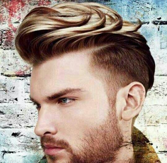 مدل موهای جدید پسرانه 2018 | مدل موی کوتاه و بلند مردانه و پسرانه جدید 97