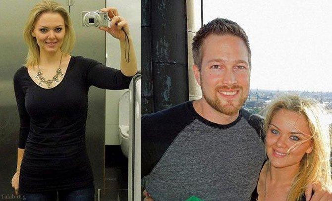 عکس های زن چاق و زیبایی که شوهر و دوستانش را شوکه کرد