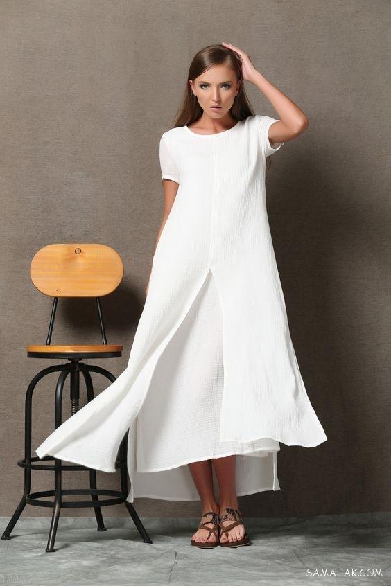 50 مدل لباس خواب عروس زیبا ویژه شب زفاف (شب حجله)