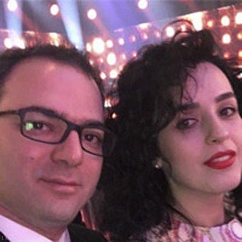 پیوستن امید آهنگر بازیگر علی کوچولو و همسرش به شبکه manoto