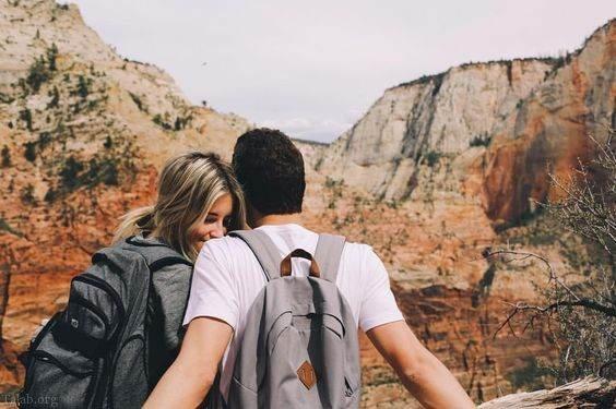 عکس عاشقانه خفن دختر و پسر | تصویر عاشقانه و رومانتیک دو نفره