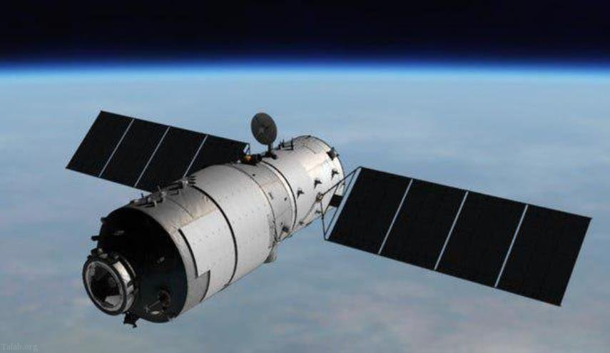 مکان دقیق سقوط فضاپیمای چینی مشخص شد (عکس)
