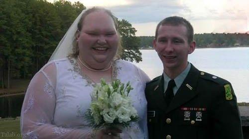 تغییر زشت ترین عروس دنیا به زن زیبا و جذاب (عکس )