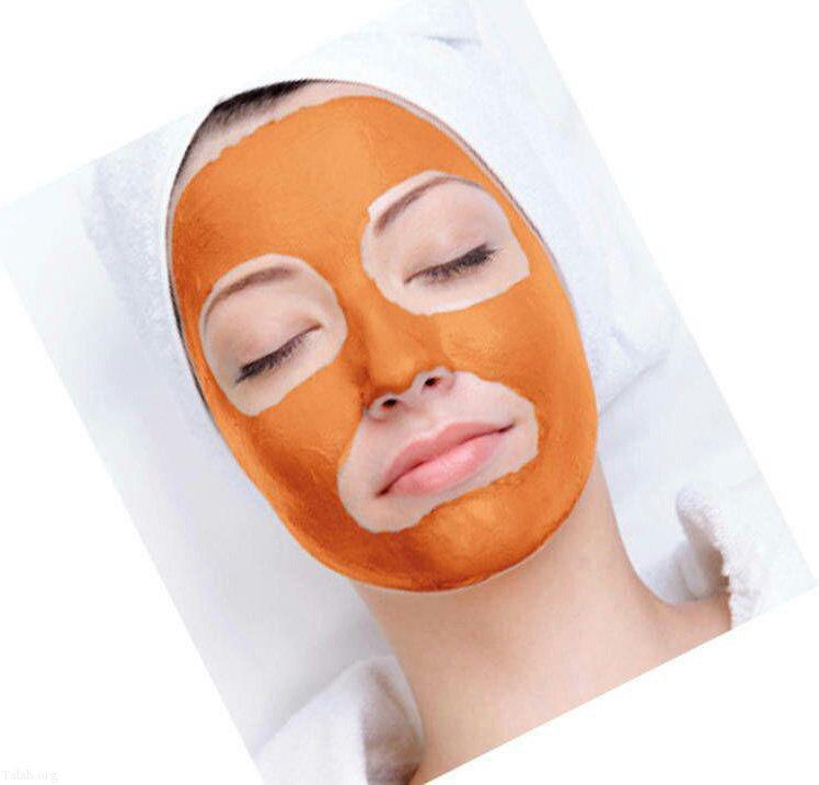 طرز تهیه ماسک خانگی زردچوبه برای داشتن پوستی شاداب