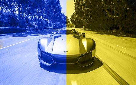 با سوپر خودروی برقی جهان آشنا شوید (+ فیلم)