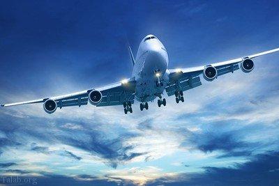 مسافران خشمگین پرواز قشم در اضطراری هواپیما را از جا کندند (عکس)