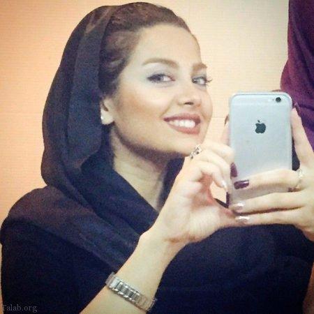 عکس های خاص از مونا فائزپور زن احمد مهرانفر (مونا فائض پور)