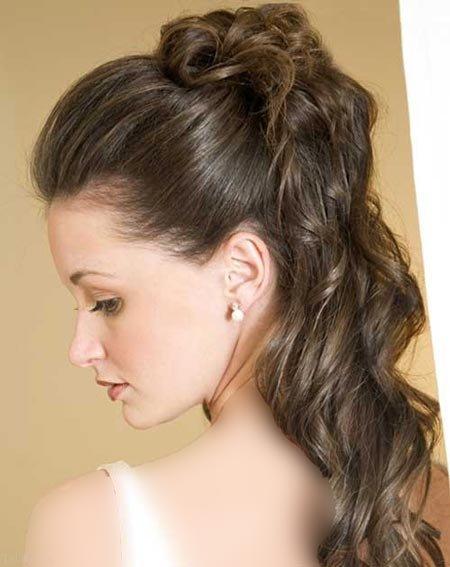 بهترین مدل موی زنانه ویژه نامزدی و عروسی 2019 | مدل شینیون عروس 98