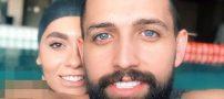 بازداشت جنجالی محسن افشانی و همسرش سویل تیانی در ورزشگاه