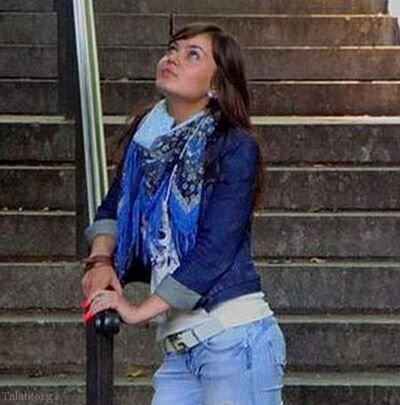 دختری 24 ساله جذاب ترین دختر هکر دنیا ! (عکس)