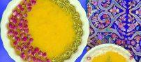 زیباترین مدل های تزیین شله زرد (تزیین شله زرد مجلسی)