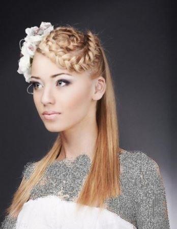 بهترین مدل موی زنانه ویژه نامزدی و عروسی 2018 | مدل شینیون عروس 97