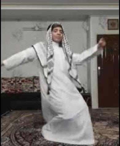رقص زیبا با لباس عربی ! (این پسره یا دختر)