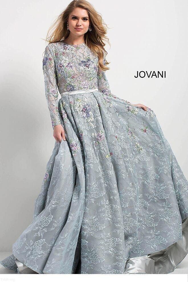 مدل لباس مجلسی زنانه شیک 98مدل لباس مجلسی زنانه شیک 98 | لباس مجلسی گیپور 2019