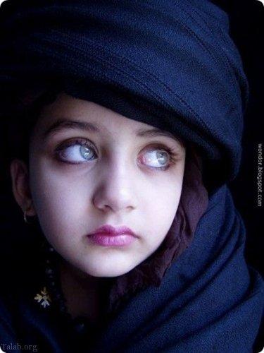 عکس بچه های مقبول افغان