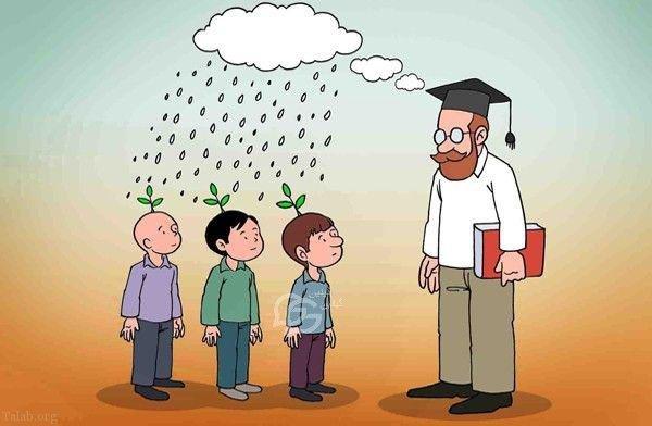 متن تقدیر و تشکر از معلم |  نوشته های زیبا برای تبریک روز معلم
