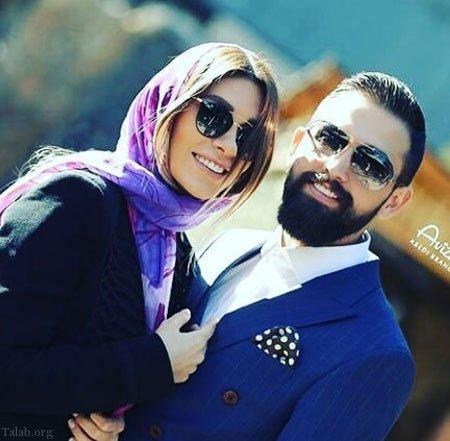 بیوگرافی و عکس سویل تیانی خیابانی همسر محسن افشانی