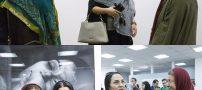 عکس های بازیگران زن سینما در کنار قربانی اسیدپاشی اصفهان