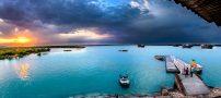 سفر به کیش مروارید خلیج فارس   جاذبه های گردشگری جزیره کیش