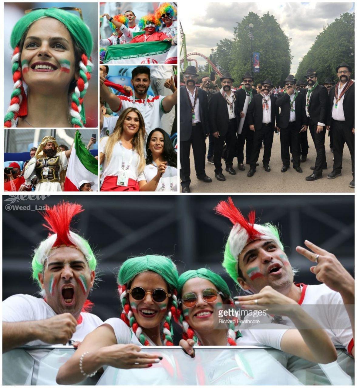 برد ایران در مقابل مراکش در جام جهانی 2018 روسیه