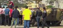 دوربین مخفی جالب فروش تانک در بازار خودرو تهران (فیلم)