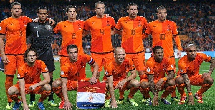 7 تیم بزرگ غایب در جام جهانی فوتبال 2018 روسیه