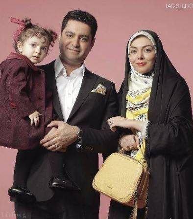 پرطرفدارترین تصاویر بازیگران ایرانی در کنار فرزندانشان