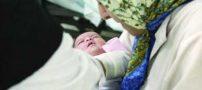 بدنیا آمدن نوزاد پسر در جلسه کنکور سراسری 97