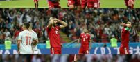 حاشیه های بازی دیشب ایران در مقابل اسپانیا (عکس)