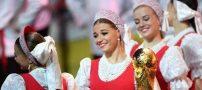 هشدار به زنان روس در رابطه با مردان خارجی در جام جهانی
