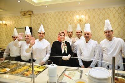 با بانوی اول رستوران های بزرگ ایران آشنا شوید !! (فاطمه طریقت)