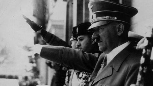 مزایده کارد و چنگال آدولف هیتلر نازی در انگلستان (عکس)
