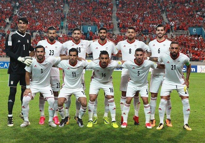 صعود تیم ایران به مرحله حذفی جام جهانی 2018