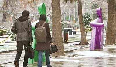 عاقبت پخش فیلم رقص دختر دانشجوی ایرانی + شکایت