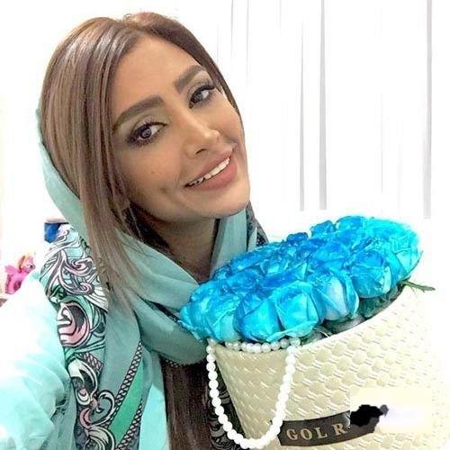 عکس های الهام عرب مدل ایرانی (مدلینگ زیبای ایرانی)